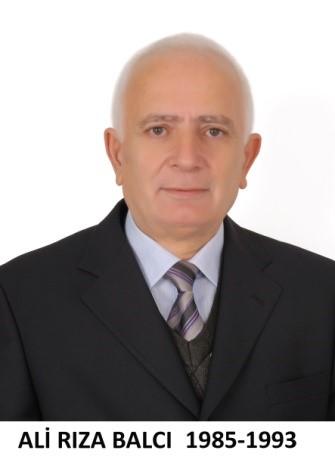 Ali Rıza Balcı